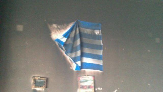 [Grèce] La permanence du parti néo-nazi Aube Dorée incendiée dans le centre d'Athènes