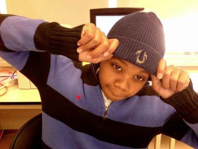 Justice pour Kimani Gray