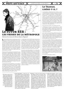 Lire le journal 'Hors Service' #36 au format PDF
