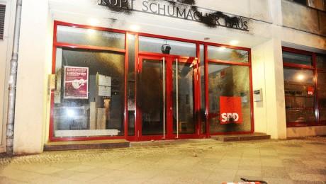 Siège du SPD